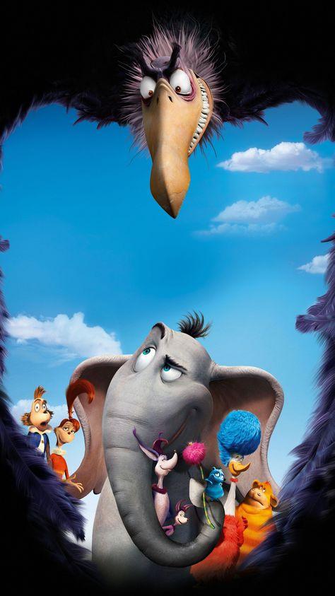 Horton Hears a Who! (2008) Phone Wallpaper | Moviemania
