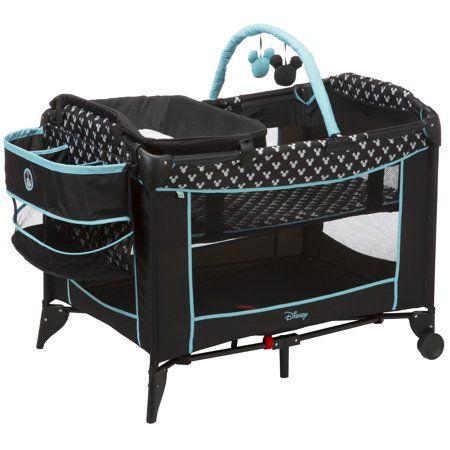 Cochecito de bebé con asiento de coche Corralito Cuna Napper
