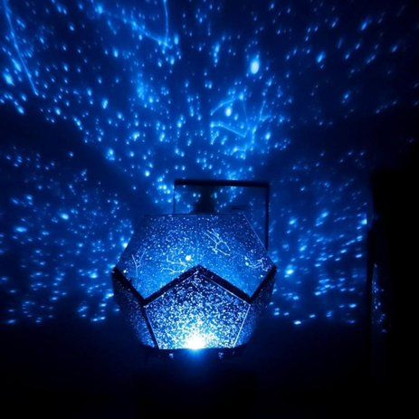 Romantic Led Starry Night Lamp 3d Star Projector Light For Bedroom Rojector Lights Galaxy 3 Styles Walmart Com In 2020 Star Night Light Star Projector Light Sky Lamp