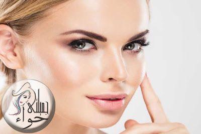 طريقة العناية بالبشرة الدهنية وتفتيحها Oily Skin Care Oily Skin Skin Care
