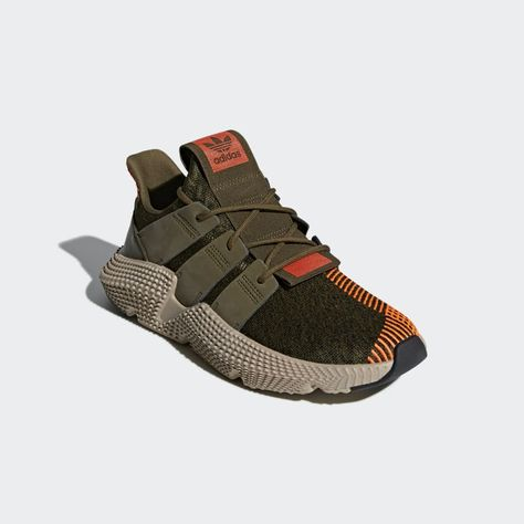 43237df6943 I need something green and chunky and this is perfect. adidas Prophere Shoes  - Olive