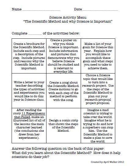 32 Scientific Method Ideas Scientific Method Teaching Science Science Lessons