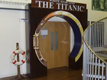 party entrance ideas | For more Titanic party ideas or to get your booking underway then ...