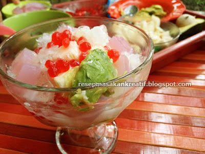 Resep Es Goyobod Bandung Resep Masakan Makanan Dan Minuman Masakan