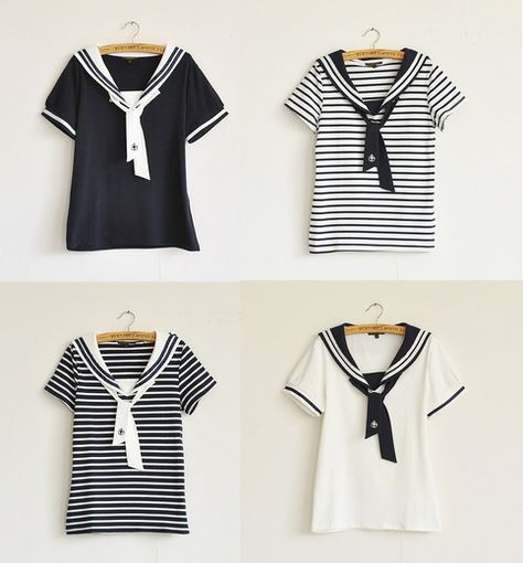 S/M/L Japan sailor uniform cosplay Japanese top T shirt sold by MoLa_MoLa. Shop more products from MoLa_MoLa on Storenvy, the home of independent small businesses all over the world.