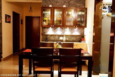 Dining Room Dining Table Crockery Unit Crockery Unit Design