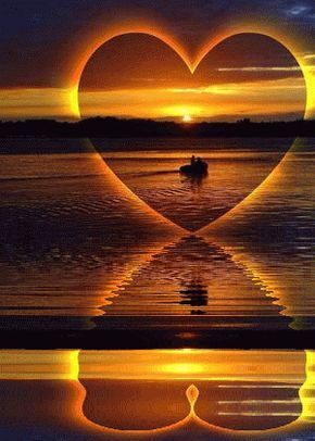 Love - Liebe - Herzen ...Gif
