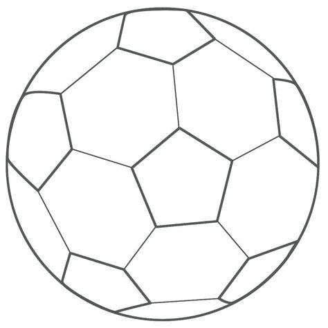 Desenhos Para Colorir Bola De Futebol Com Imagens Bola De