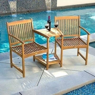 Lawn Chairs With Side Table Patio Furniture Side Tables Lawn