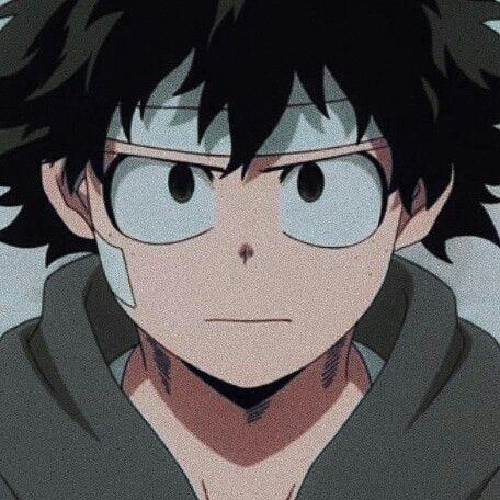 Izuku Midoriya Aesthetic Izuku Midoriya Anime Anime Characters Aesthetic Anime