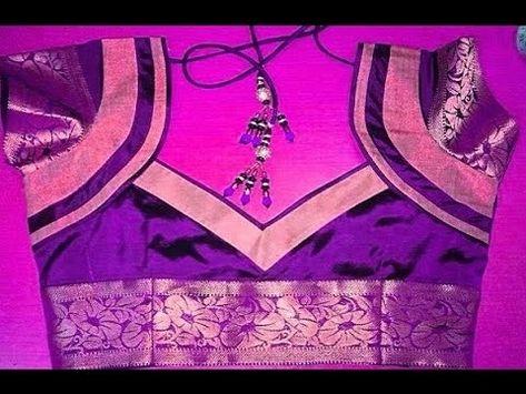 d83231a1d New Model Blouse Back Neck Designs Ladies Corner