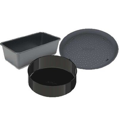 Ninja Ninja 3 Piece Bakeware Set Bakeware Silicone Bakeware