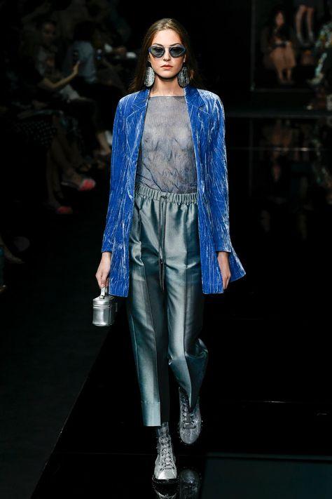 Emporio Armani   Ready-to-Wear Spring 2020   Look 31
