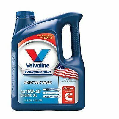 Details About Valvoline Premium Blue Sae 15w 40 Heavy Duty Motor Oil 1 Gallon Pack Of 3 Exhaust Gas Recirculation