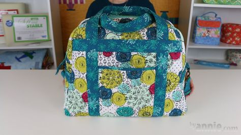 ultimate travel bag craftsy