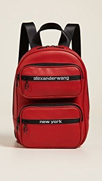 Alexander Wang Attica Soft Medium Backpack Mochilas