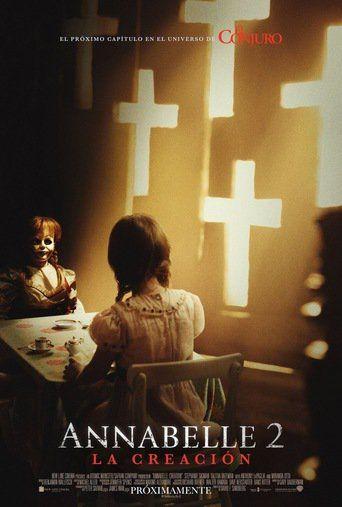 Annabelle 2 La Creacion Creation Movie Full Movies Online Free Annabelle Creation Movie