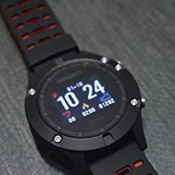 Reloj inteligente,Reloj deportivo con altímetro barómetro