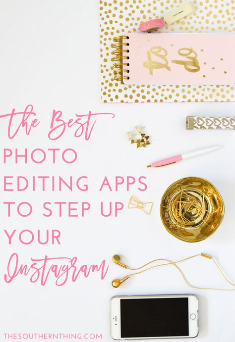 The best photo editing apps for Instagram to step up your game. Transform your Instagram to high quality photos that generate more likes and followers.