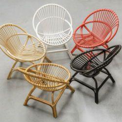 Comment peindre un fauteuil en rotin naturel | jardin | Chair ...