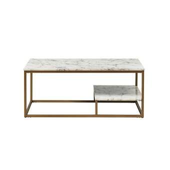 Tabetha Solid Coffee Table In 2020 Coffee Table Elegant Coffee
