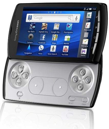Sony Ericsson Xperia Play R800i Unlocked Phone and Gaming Device