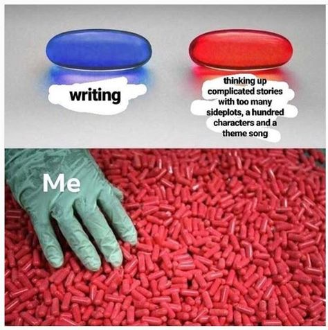 Too Many Sub-Plots Spoil The Book & Writers Write The post Too Many Sub-Plots Spoil The Book appeared first on Relatable Memes. Writing Humor, Book Writing Tips, Book Writer, Book Nerd, Book Authors, Writing Prompts, Really Funny Memes, Stupid Funny Memes, Funny Relatable Memes