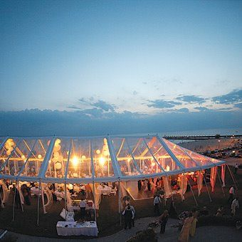 I Might Actually Be Able To Have My Outdoor Wedding