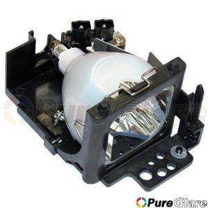 CP-322i Boxlight Projector Lamp Replacement Projector Lamp Assembly with Genuine Original Philips UHP Bulb inside.