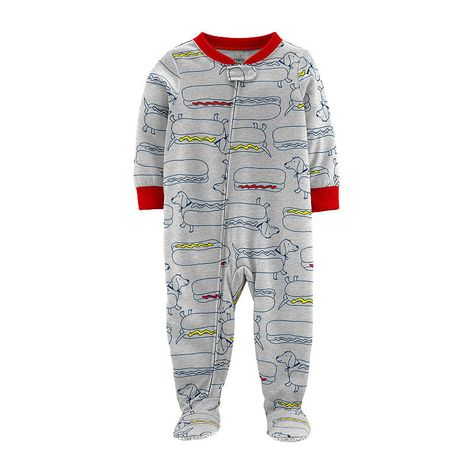 1e520f3f0 Carter's One Piece Fleece Pajama Long Sleeve - Boys | Products in ...