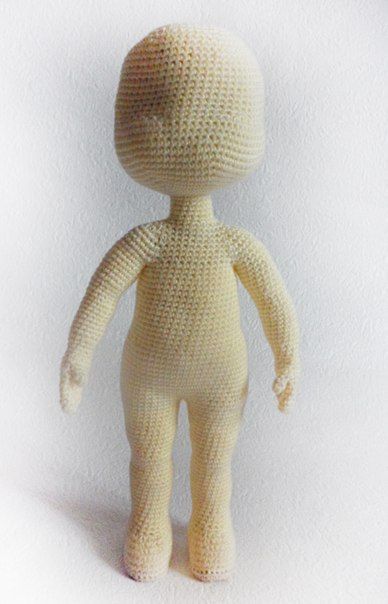 Amigurumi Doll - Basic Body. FREE Patterns Too! - 7 Robots | 604x388