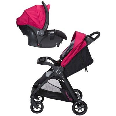 Safety 1st Smooth Ride Travel System Lake Blue Smooth Ride