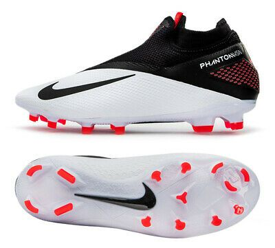 Nike Phantom Vsn 2 Pro Df Fg Cd4162 106 Soccer Cleats Shoes Football Boots In 2020 Cool Football Boots Soccer Cleats Nike Nike Football Boots