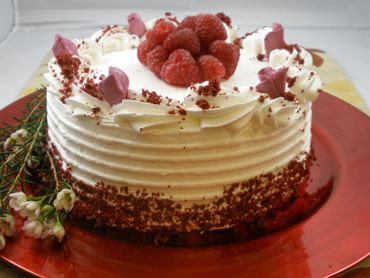 Best Red Velvet Cake Recipe with recipe and video Woodland Bakery