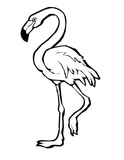 24 ausmalbilder flamingoideen  ausmalbilder ausmalen