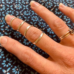 Swan Neck EDS Splint Rheumatoid Arthritis Splint Handmade Sterling Silver RA Splint Wrap Around Arthritis Splint