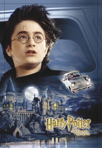 Harry Potter Und Die Kammer Des Schreckens Kammer Des Schreckens Harry Potter Poster Harry Potter