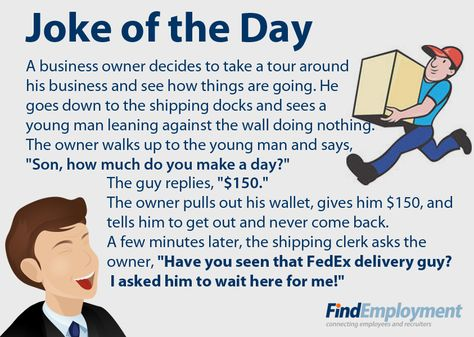FedEx delivery #joke Funny Pinterest Humor - fedex careers