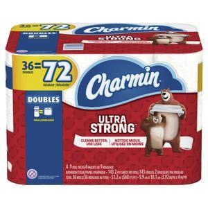 Charmin Ultra Soft Cushiony Touch Toilet Paper Time Limited Viversbitt In 2020 Bath Tissue Charmin Washing Clothes
