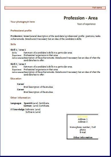 Cv Templates Functional 1 Resume Templates Functional Resume Template Cv Template Functional Resume