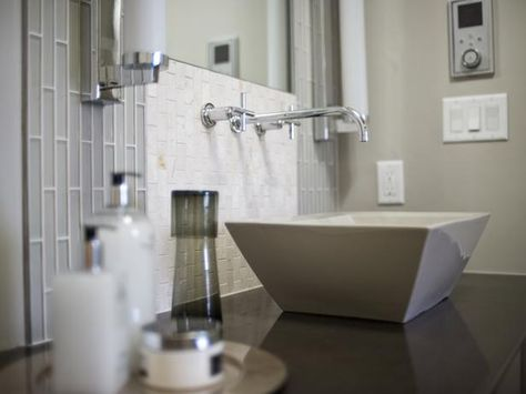 Planning or in the middle of a bath remodel?  Find solutions to common dilemmas with our video library from the experts at HGTV and DIYNetwork --> http://www.hgtvremodels.com/bathrooms-design-advice/video/index.html?soc=KB14