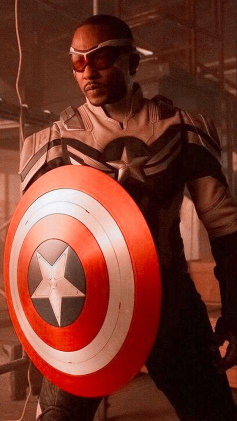 Captain America wallpaper | Sam Wilson
