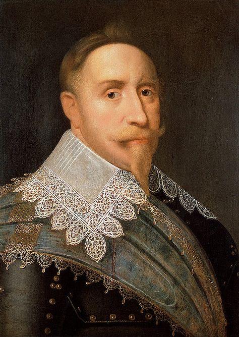 Gustavus Adolphus Of Sweden Art Print
