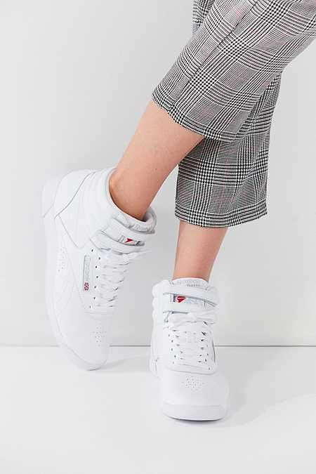 c3f6a4851f Reebok Freestyle Hi Sneaker | Clothing for Humans in 2019 | Reebok ...