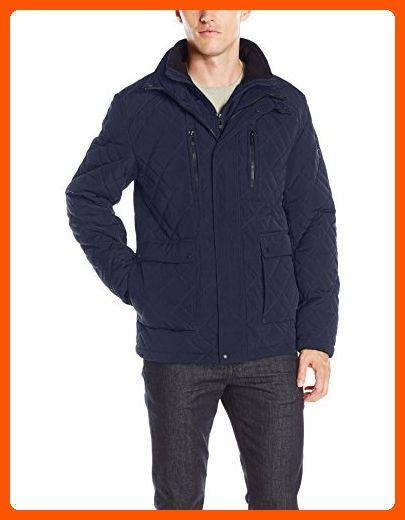APRAW Mens Lightweight Packable Down Jacket Winter Puffer Coats Outwear Stand Collar