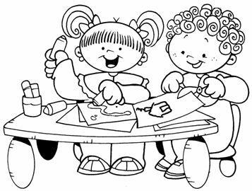 Dibujos De Una Nina Corriendo Para Dibujar Buscar Con Google Drawing For Kids Preschool Activities Classroom Themes