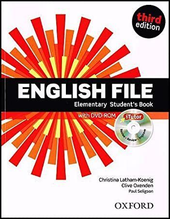 Kindle English File Third Edition Elementary Student S Book With