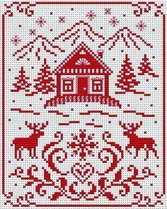 Image Result For Scandinavian Cross Stitch Patterns Free Scandinavian Cross Stitch Patterns Cross Stitch Designs Cross Stitch Patterns