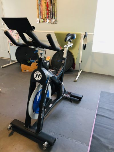 Ad How To Purchase A Budget Friendly Spin Bike That Works With Any Fitness App Save Money But Spin With Your Favori Spin Bikes Indoor Spin Bike Workout Apps
