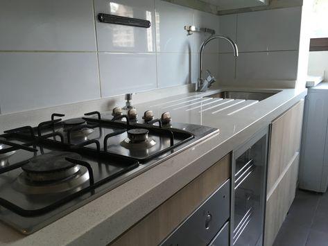 Muebles de cocina Valparaíso. Remodelación de cocina en ...